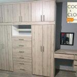 fabricacion de closets y vestidores