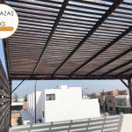 terrazas y techados de madera plastica con fibra de bambu